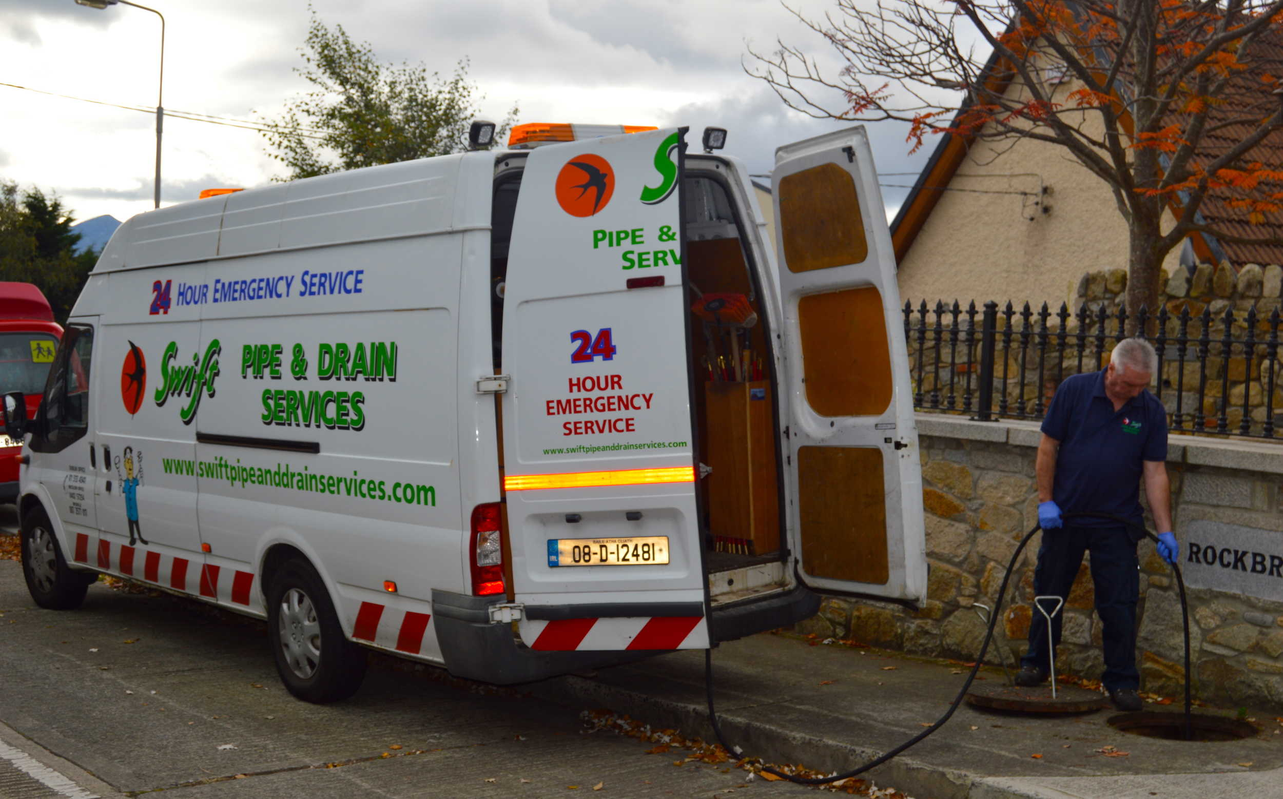Local Pipe & Drain Cleaning and Unblocking Service for Dublin & surrounding areas